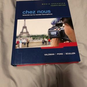 Light Used French TextBook!!